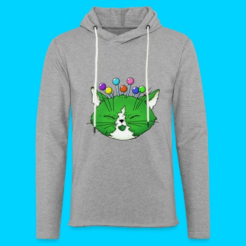 Fantastic Contraption III (no text) - Unisex Lightweight Terry Hoodie