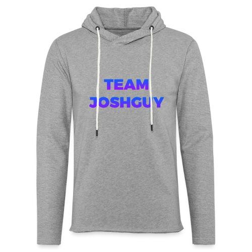 Team JoshGuy - Unisex Lightweight Terry Hoodie