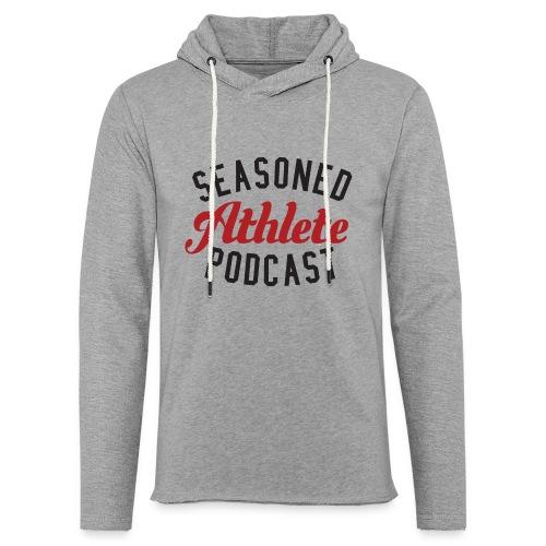 Seasoned Athlete Podcast - Unisex Lightweight Terry Hoodie