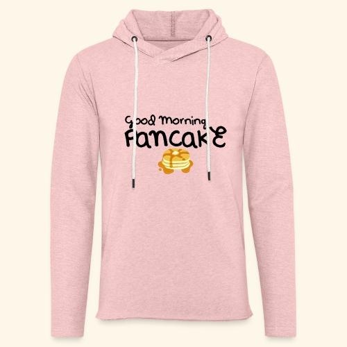 Good Morning Pancake Mug - Unisex Lightweight Terry Hoodie