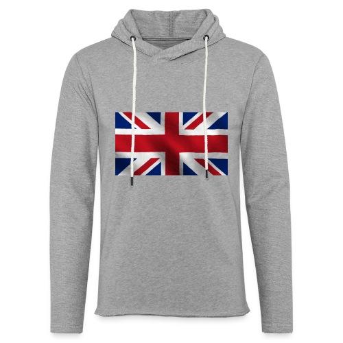 British Flag - Unisex Lightweight Terry Hoodie