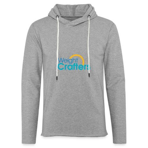 Weight Crafters Logo - Unisex Lightweight Terry Hoodie