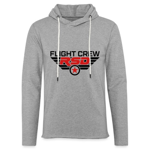 RSD Flight Crew - Unisex Lightweight Terry Hoodie
