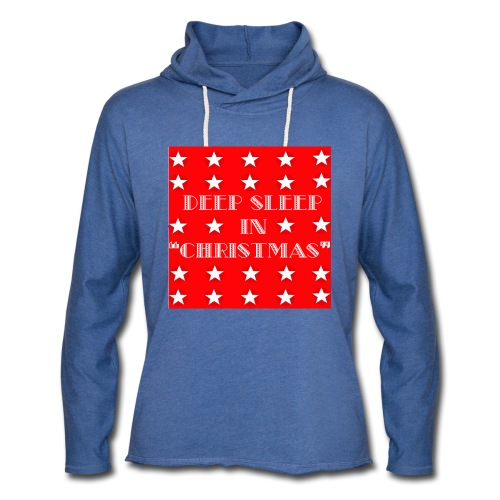 Christmas theme - Unisex Lightweight Terry Hoodie