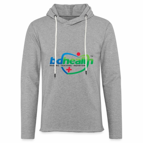 Medical Care - Unisex Lightweight Terry Hoodie