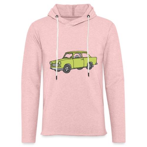Trabant (baligreen car) - Unisex Lightweight Terry Hoodie