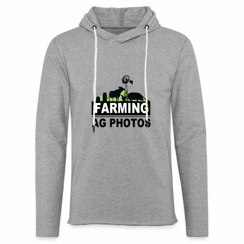 Farming Ag Photos - Unisex Lightweight Terry Hoodie