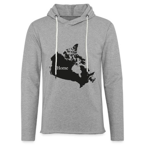 Canada Home - Unisex Lightweight Terry Hoodie