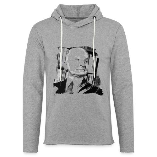 Ludwig von Mises Libertarian - Unisex Lightweight Terry Hoodie