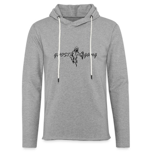 GhostGang Logo - Unisex Lightweight Terry Hoodie