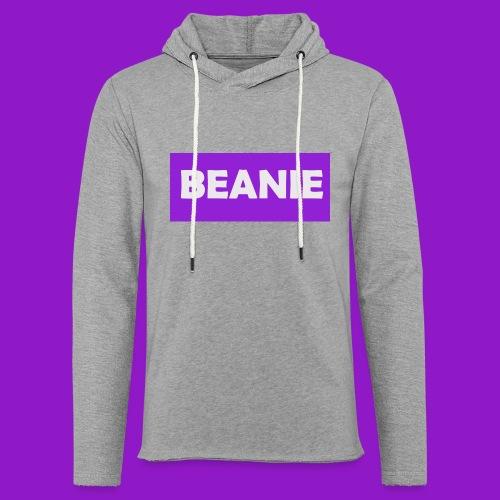 BEANIE - Unisex Lightweight Terry Hoodie