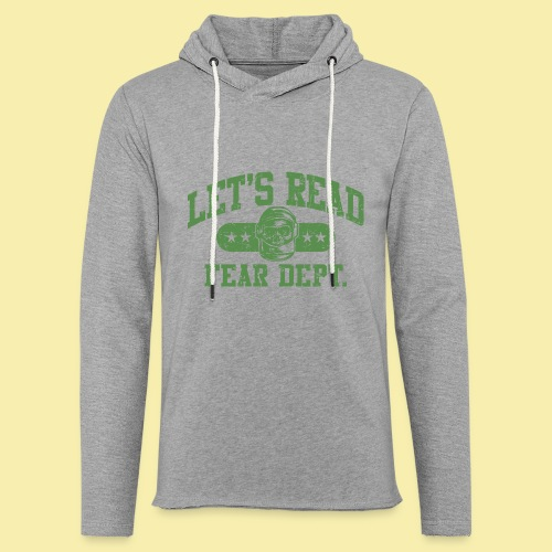 Athletic - Fear Dept. - Unisex Lightweight Terry Hoodie
