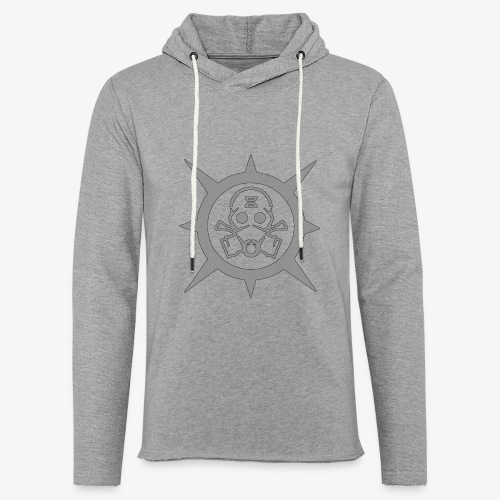 Gear Mask - Unisex Lightweight Terry Hoodie