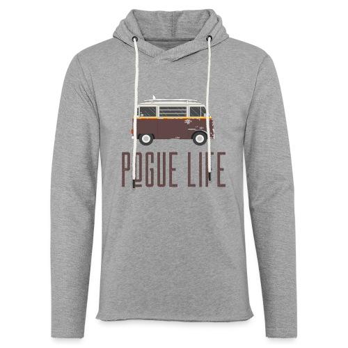 Pogue Life - Unisex Lightweight Terry Hoodie