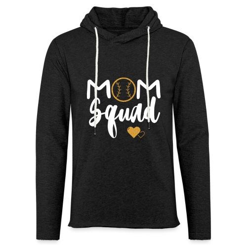 Mom Squad - Unisex Lightweight Terry Hoodie