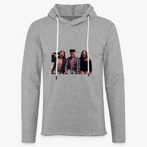 Fido, Cindy, and Tania - Unisex Lightweight Terry Hoodie