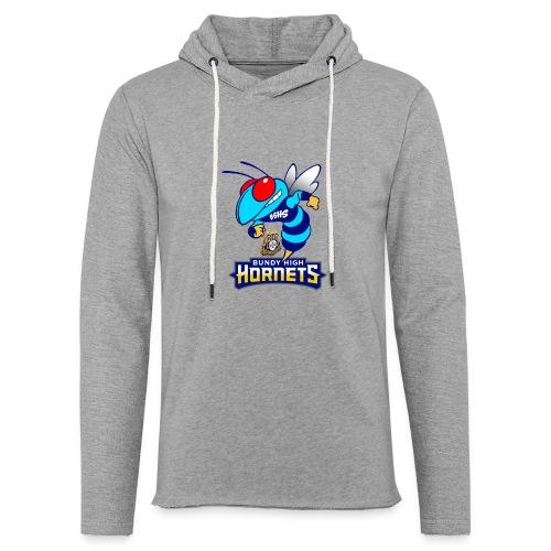 Hornets FINAL - Unisex Lightweight Terry Hoodie
