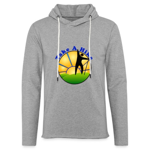Take A Hike - Unisex Lightweight Terry Hoodie