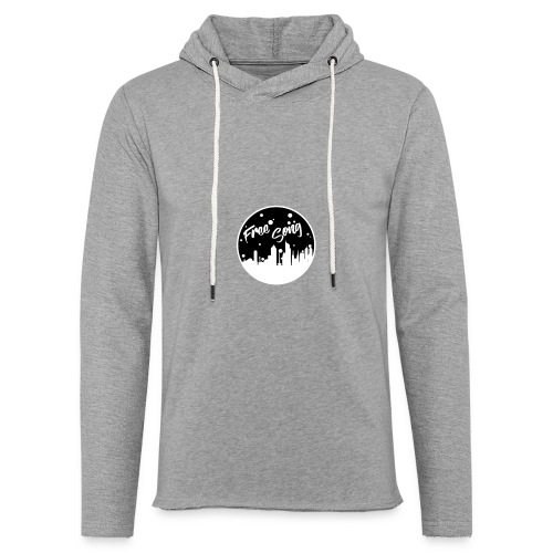Free Song - Unisex Lightweight Terry Hoodie