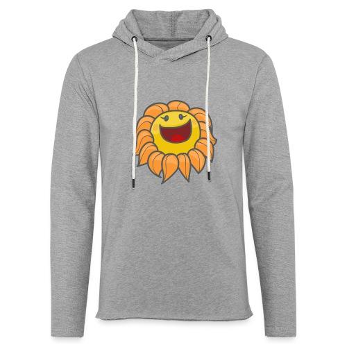 Happy sunflower - Unisex Lightweight Terry Hoodie
