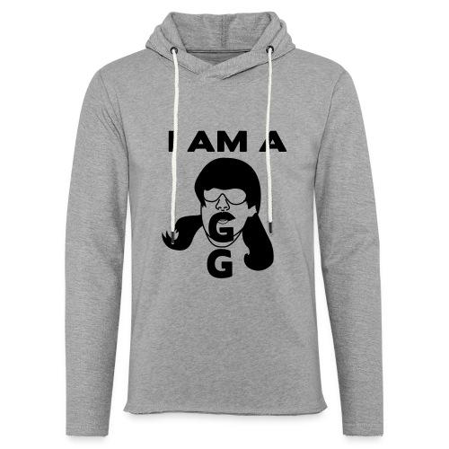 GG-shirt - Unisex Lightweight Terry Hoodie