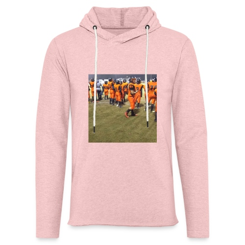 Football team - Unisex Lightweight Terry Hoodie