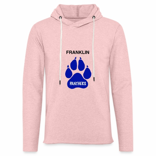 Franklin Panthers - Unisex Lightweight Terry Hoodie