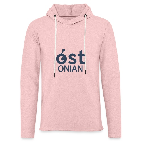 OSTonian by Glen Hendriks - Unisex Lightweight Terry Hoodie