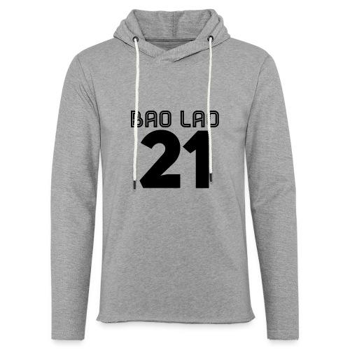 BAO LAO - Unisex Lightweight Terry Hoodie
