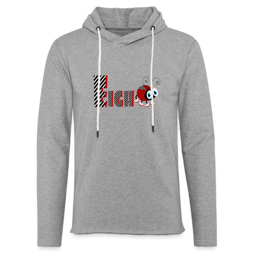 8nd Year Family Ladybug T-Shirts Gifts Daughter - Unisex Lightweight Terry Hoodie