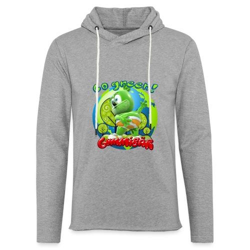 Gummibär Go Green Earth Day Earth - Unisex Lightweight Terry Hoodie