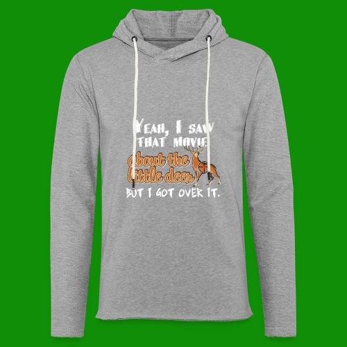 Little Deer Movie - Unisex Lightweight Terry Hoodie
