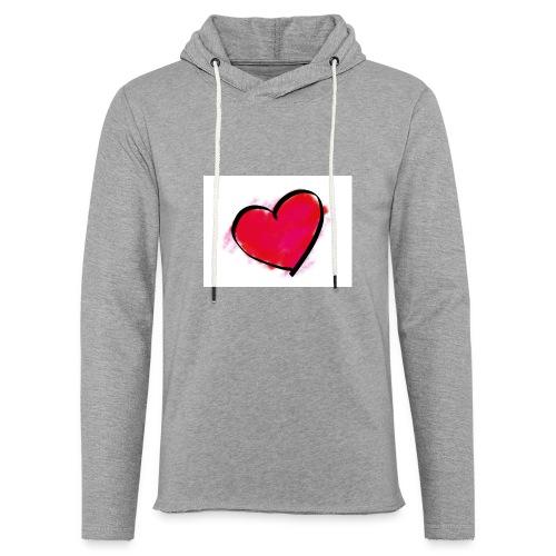 heart 192957 960 720 - Unisex Lightweight Terry Hoodie