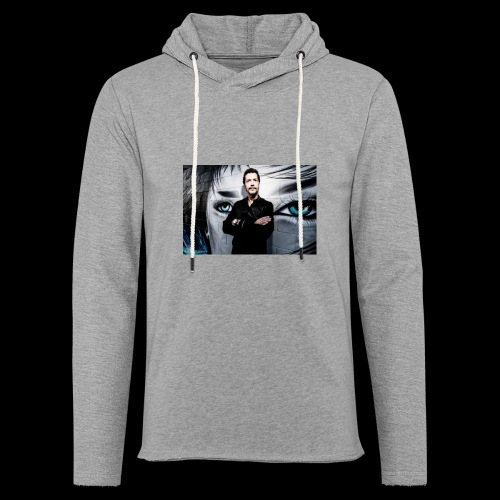 The Wall - Unisex Lightweight Terry Hoodie