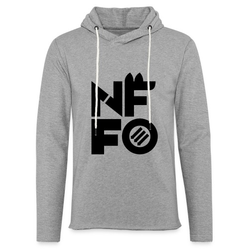 NFFO - Unisex Lightweight Terry Hoodie