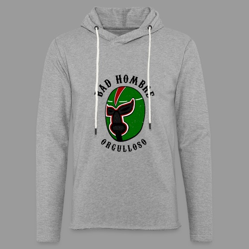 Proud Bad Hombre (Bad Hombre Orgulloso) - Unisex Lightweight Terry Hoodie