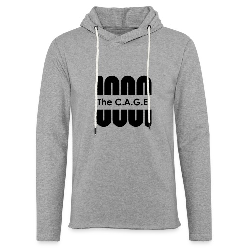 Coil black png - Unisex Lightweight Terry Hoodie
