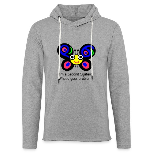 Camelia Second System - Unisex Lightweight Terry Hoodie