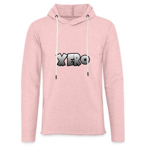 Xero (No Character) - Unisex Lightweight Terry Hoodie