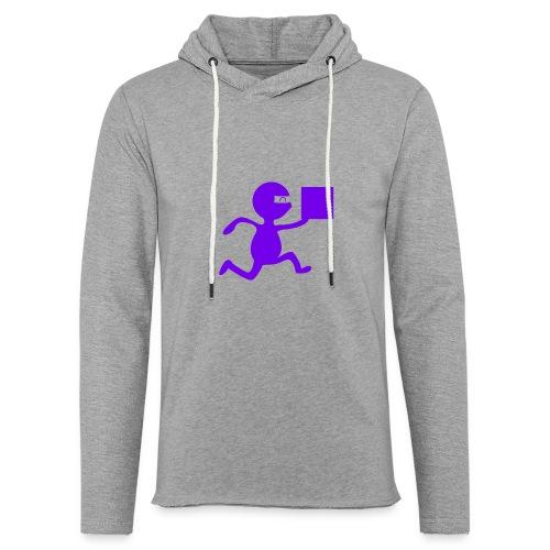 FedEx Ninja - Unisex Lightweight Terry Hoodie