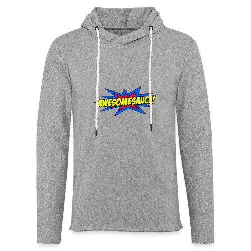 Awesomesauce - Unisex Lightweight Terry Hoodie