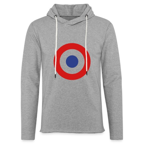 France Symbol - Axis & Allies - Unisex Lightweight Terry Hoodie