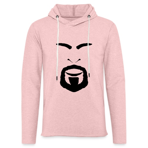 FACES_ANGRY - Unisex Lightweight Terry Hoodie