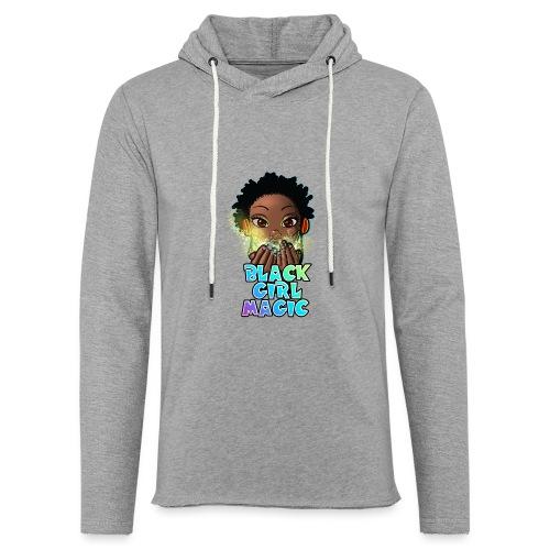 Black Girl Magic - Unisex Lightweight Terry Hoodie
