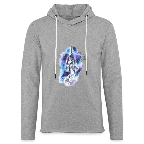 Get Me Out Of This World - Unisex Lightweight Terry Hoodie