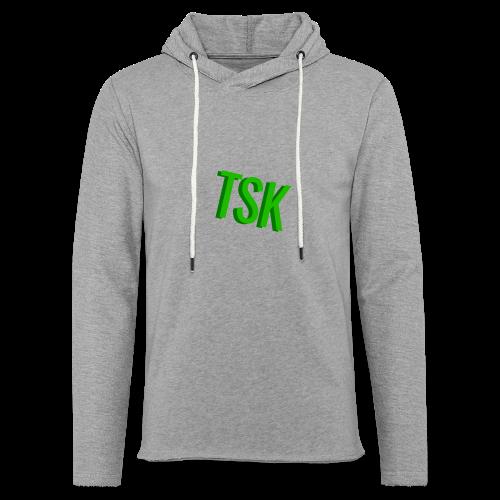 Meget simpel TSK trøje - Unisex Lightweight Terry Hoodie