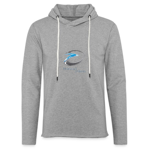 Harneal Media Logo Products - Unisex Lightweight Terry Hoodie