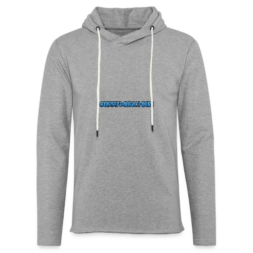 CurryMerch - Unisex Lightweight Terry Hoodie