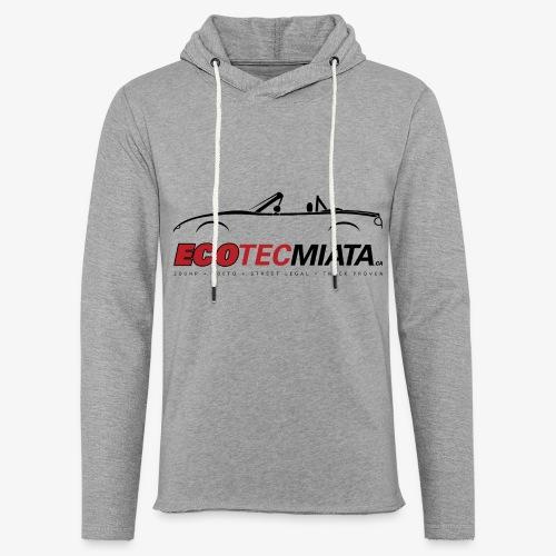 Ecotec Miata Logo - Unisex Lightweight Terry Hoodie