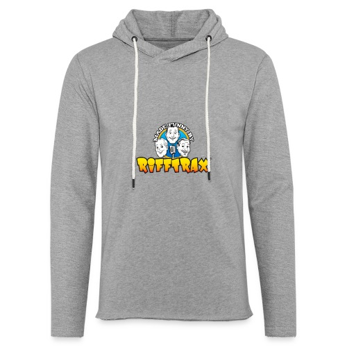 RiffTrax Made Funny By Shirt - Unisex Lightweight Terry Hoodie